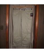NWT Dickies Tan Stretch Twill Pants Slacks Size 20 - $15.36