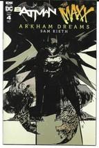 BATMAN THE MAXX ARKHAM DREAMS #4 (OF 5) 10 COPY INCV WOOD (IDW 2020) - $11.50