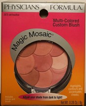 Physicians Formula Magic Mosaic Multi-Colored Custom Blush Soft Rose /Rose 2675 - $13.99