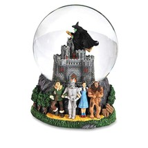 Wizard of oz Wicked Witch Castle 120mm Water Globe NEW IN BOX - $176.72