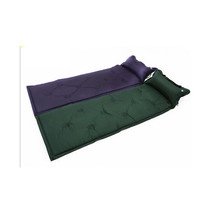 Cushion Tent Automatic Queen Cushion Camping Inflatable Bed army green - $35.99