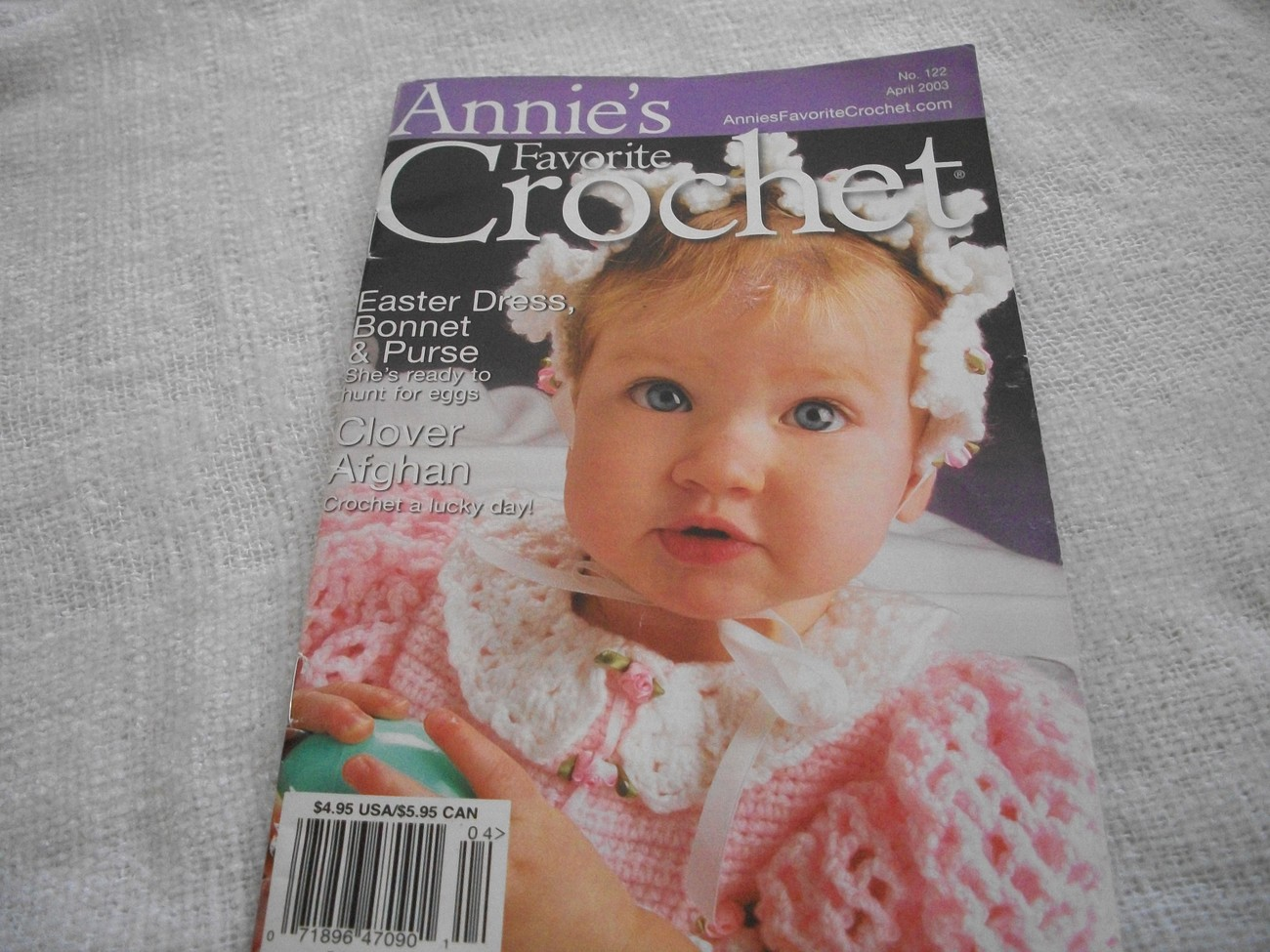 Primary image for Favorite Crochet April 2003