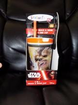 Snackeez Jr. Star Wars Chewbacca  The Force Awakens NEW - $35.99