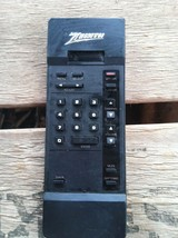 Zenith TV Only Remote Control 343 04-200 124-157-37 - $5.99