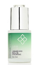 Serious Skincare Super Sativa Cannabis Seed Facial Oil Concentrate 1 oz - $40.00