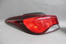 2011 2012 2013 11 12 HYUNDAI ELANTRA LEFT DRIVER SIIDE TAIL LIGHT 924013... - $74.61
