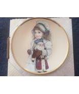 "Jan Hagara ""Nikki"" limited edition collectors plate - $60.00"