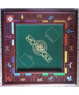 Franklin Mint Monopoly Collectors Edition Wood ... - $79.19