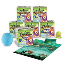 Learning Resources Beaker Creatures Series 2, Assorted Colors, 6-Pack, A... - $31.57