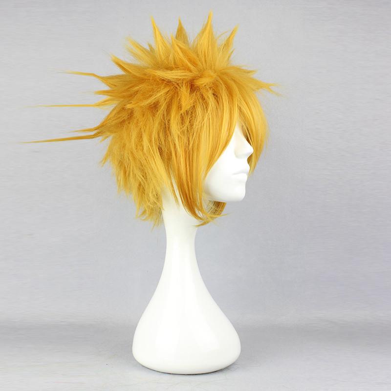 Naruto Uzumaki Cosplay Wig Buy