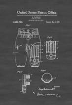 Football Pants Patent 1917 - Patent Prints, Football Art, Sports Art, Fo... - $9.99+