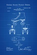 Roller Skate Shoes Patent - Patent Print, Wall Decor, Roller Skate Art, ... - $9.99+