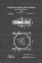 Tesla Turbine Patent 1913 - Patent Prints, Tesla Invention, Tesla Patent... - $9.99+
