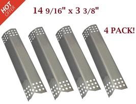 Gas Grill Heat Plate Replacement Burner Cover Steel Grilmaster Uberhaus ... - £26.04 GBP