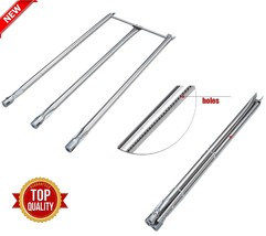 Grill Burner Crossover Tube Set Stainless Steel Weber Genesis Replacemen... - £36.47 GBP