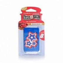 Yankee Candle Black Cherry Travel Tin Air Freshener - $8.52