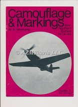 Camouflage & Markings Number 2 N A Mustang RAF Northern Europe 1936-45 - $8.75
