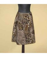 Leopard Skirt  - $15.00