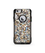 Tumbled Smooth River Rock Skin for the iPhone 5s Otterbox Commuter Case Sticker - $7.95