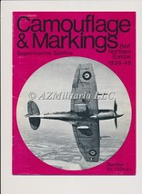 Camouflage & Markings Number 1 Supermarine Spitfire  RAF Northern Europe... - $5.75