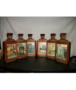 JIM BEAM'S Saturday Evening Post Decanters full... - $50.00