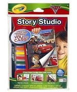 Crayola Story Studio Disney Cars  NIP - $9.69