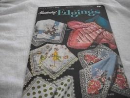 Handkerchief Edgings - $5.00