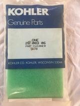 Kohler Pre Filter 28-083-06 - $2.35