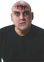 EZ Grand Opening Kit Cut Gash Wound Halloween Costume Makeup Latex Prosthetic - $4.94