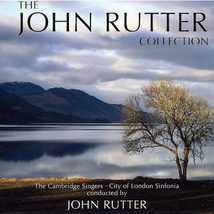 THE JOHN RUTTER COLLECTION by John Rutter image 1