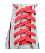 "Flat 27"",36"",45"",54"", Athletic ""Coral"" Shoelace Sneaker Strings 1,2 Pairs - $4.94+"