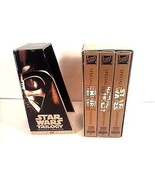 STAR WARS TRILOGY SPECIAL EDITION VHS  (VHS, 1997, Special Edition) FOX ... - $6.98
