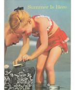 Summer is Here 1963 Vintage Basic Science Education Series Bertha Morris... - $9.89
