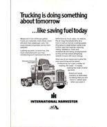 1975 International Harvester Truck Fuel Saver print ad - $10.00