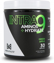 MDRN Athlete Intra9™ | All 9 Essential Amino Acids | Green Apple (30 Ser... - $143.97