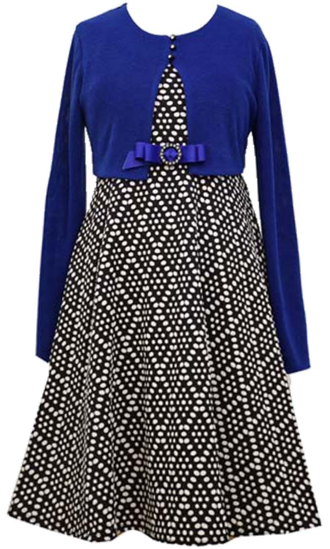 5c6f5c0aaa70f7 Bonnie Jean Big Girls Tween 7-16 Royal-Blue and similar items. Bnj 5838 cl  roy w4 ip