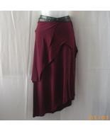 New Fairy Floss (Australia) M/L burgundy layere... - $15.00