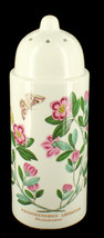 Portmeirion Botanic Powdered Sugar Sifter Shaker Rhododendron Flowers Bu... - $47.69