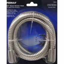"Peerless 76041 60"" Replacement Metal Hose For Hand Held Showers - $15.00"