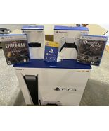PS5 Playstation 5 Console Disc Version ANTONLINE BUNDLE FREE FAST SHIPPI... - $1,284.98