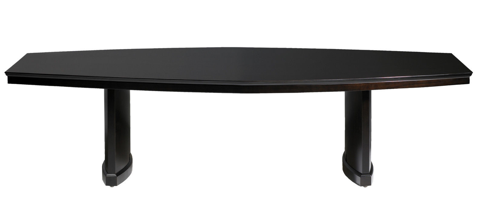 mayline sorrento boat shaped conference room table