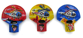 Vintage 3 Small Tin Army & Navy Helicopters Whistle Novelty Toy Metal Ja... - $10.44
