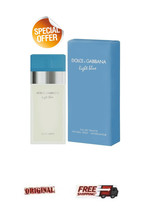 DOLCE & GABBANA LIGHT BLUE EAU DE TOILETTE 50ML - $69.25