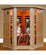 Tuscon Ultra 4 Person Carbon Infrared Home Sauna - $1,815.00