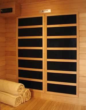 Tuscon Ultra 4 Person Carbon Infrared Home Sauna