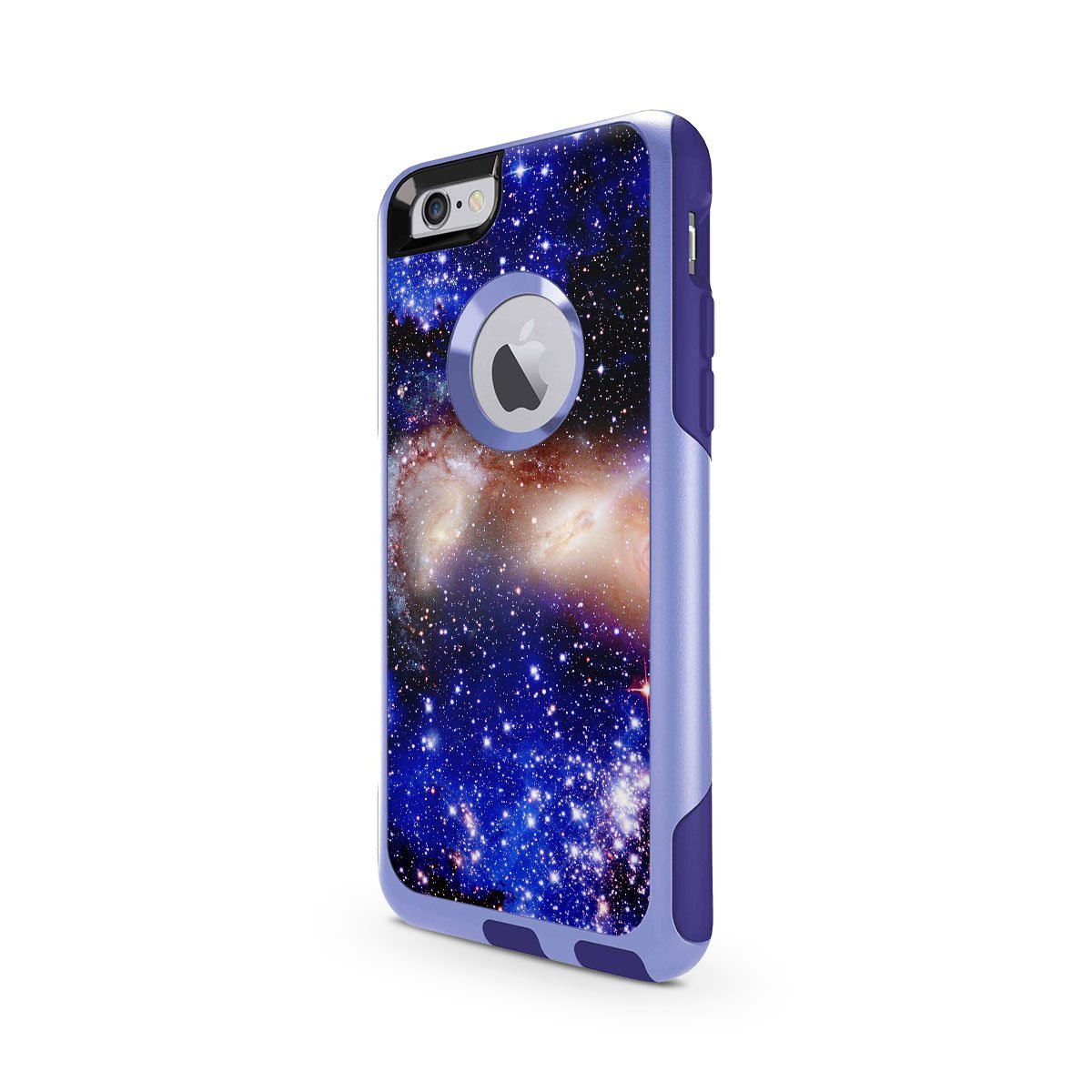 galaxy iphone 5s case blue galaxy retreat skin for the iphone 5s otterbox 4785