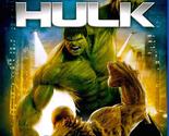 (Used) The Incredible Hulk Blu-ray / Case / Artwork