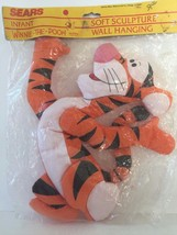 Vintage Tigger from Winnie the Pooh Fabric Baby... - $18.33