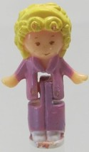 1991 Vintage Polly Pocket Doll Figure Pullout P... - $7.50