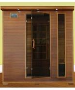 Klondike Ultra 4 Person Carbon Infrared Home Sauna - $2,390.00